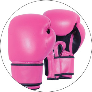 Top Pink Boxing Gloves
