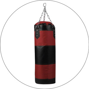 Amber Fight Gear Boxing MMA Training Wooden I-Beam Heavy Bag Hanger Punching Bag Accessories